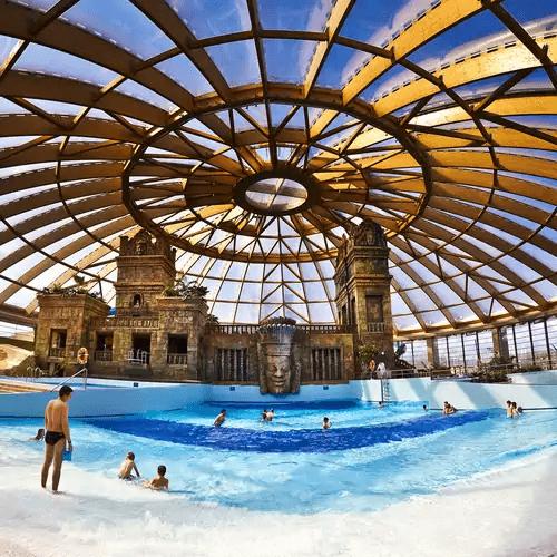 Aquaworld Resort Budapest 2