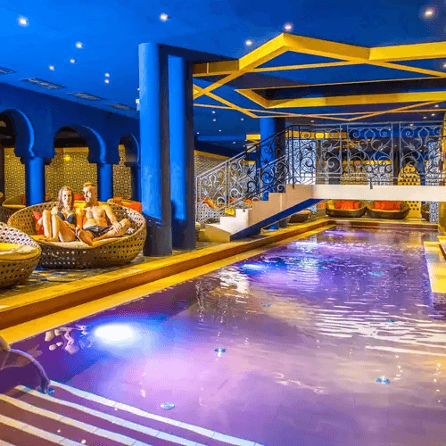 Shiraz Hotel Egerszalók