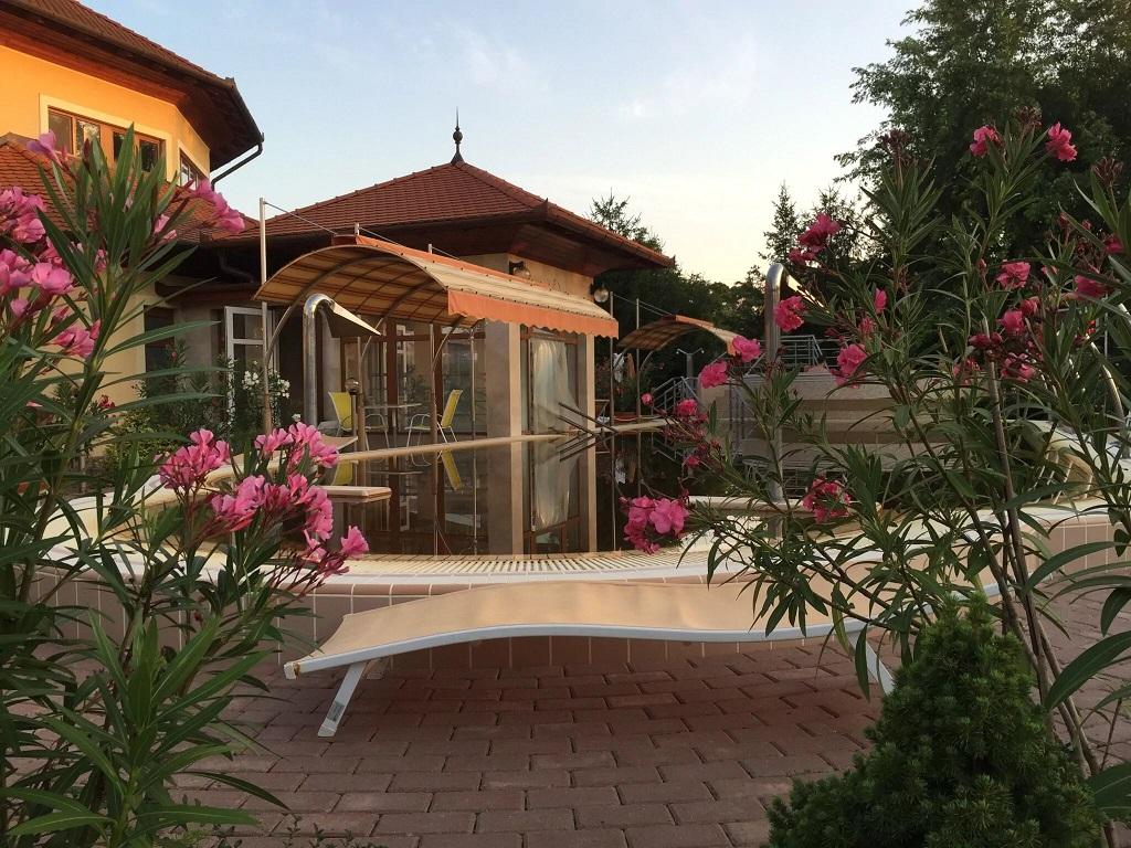 Termal hotel Pavai gyogyszallo