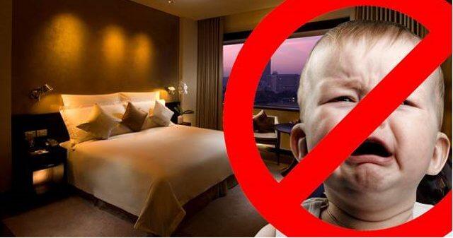 gyermekmentes hotelek